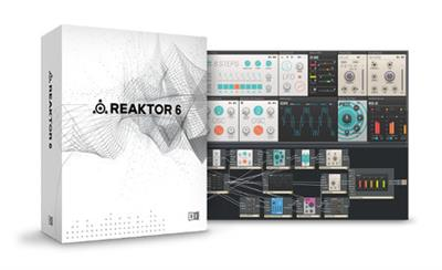 Native Instruments Reaktor 6.Update v6.0.3