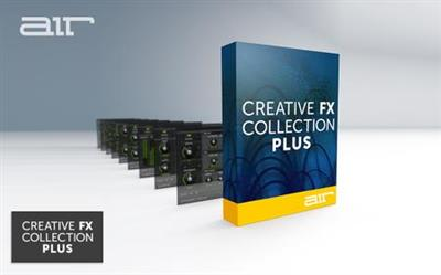 AIR Music Technology Creative FX Collection Plus v1.2.1.WiN