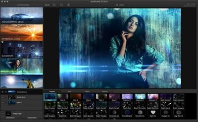 BrainFeverMedia LensFlare Studio 5.4.MacOSX coobra.net