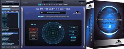Spectrasonics Omnisphere v2.3.0h Update (WiN OSX)