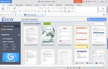 WPS Office 2016 Premium.v10.1.0.5775 (+ Portable)