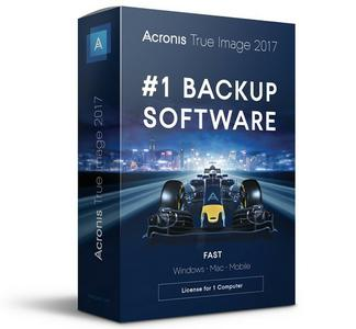 Acronis True Image 2017 20.0 Build 5554.Multilingual