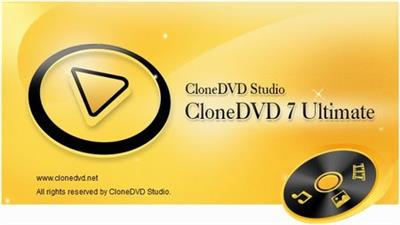 CloneDVD 7 Ultimate 7.0.0.15 Multilingual (Portable)