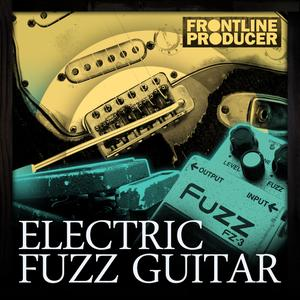 Frontline Producer Electric Fuzz Guitar.WAV REX