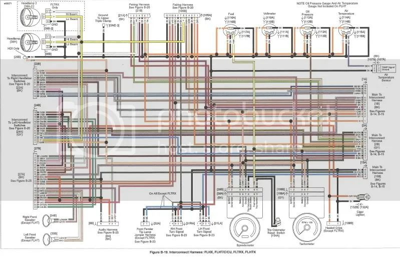 harley davidson ultra classic wiring diagram