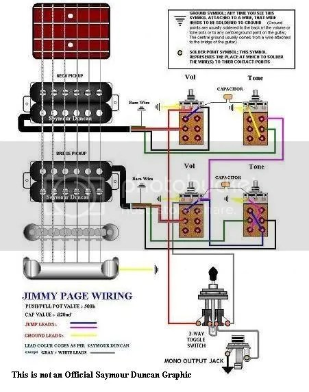 Gibson Jimmy Page Wiring Diagram Index listing of wiring diagrams