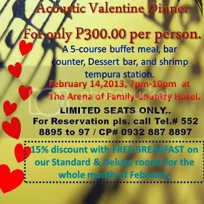 Family Country Hotel Valentines