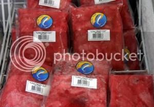 tuna crazy cuts