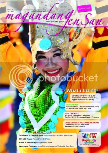 magandang gensan magazine