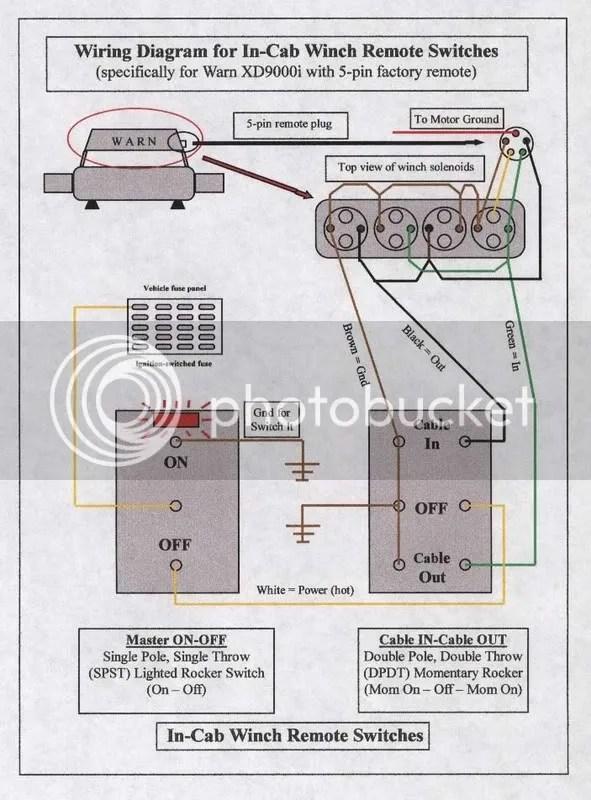 Narva Winch Switch Wiring Diagram - Somurich