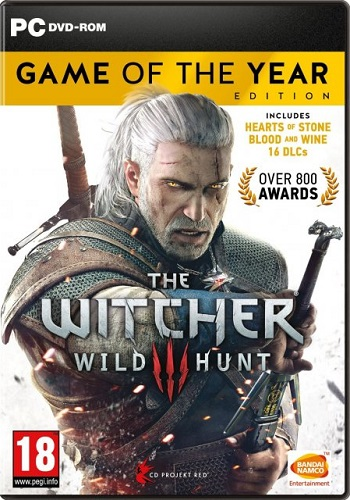 The Witcher 3 Wild Hunt Game Of The Year Edition-RELOADED