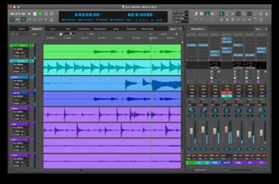 MOTU Digital Performer v9.12