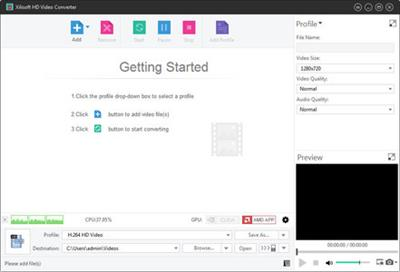Xilisoft HD Video Converter 7.8.18 Build 20160913.Multilingual coobra.net
