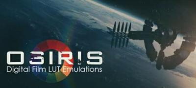 Color Grading Central OSIRIS.3D LUTS