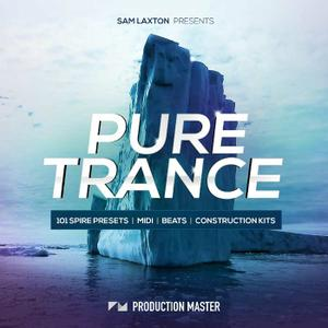 Production Master Sam Laxton Pure Trance.WAV MiDi REVEAL SOUND SPiRE