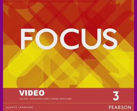 ENGLISH COURSE  Focus 3 Intermediate B1 Plus Interactive Speaking VIDEO 2016