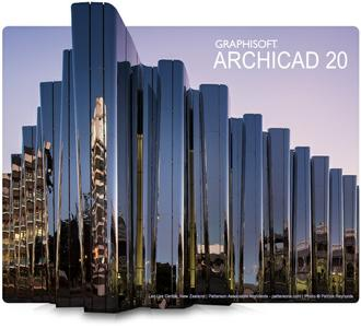 Graphisoft Archicad 20 build 4012.Mac OS X