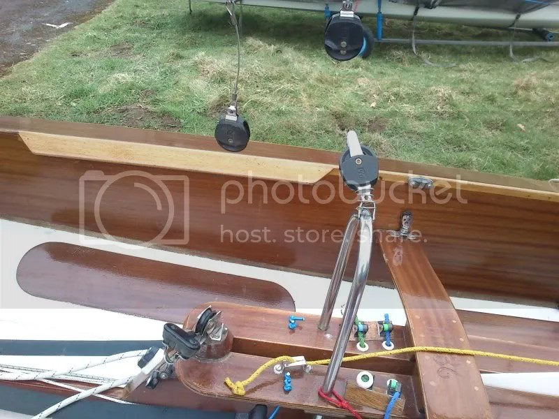 Mirror Dinghy Mirror Dinghy Mainsheet