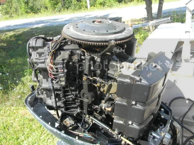 1990 Evinrude 150hp V6 with VRO Page 1 - iboats Boating Forums 590583