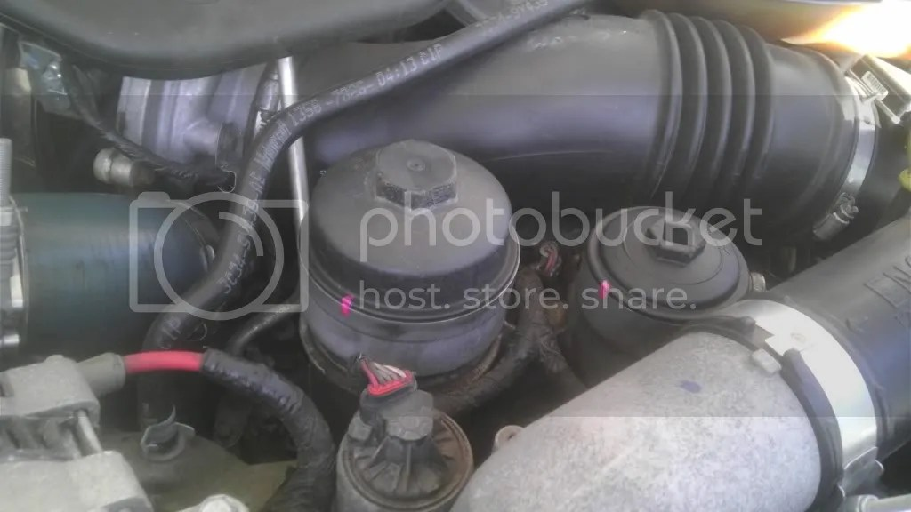 60 2007 oil filter cap (help) - Ford Truck Enthusiasts Forums