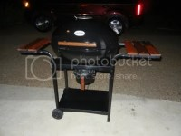 Kingsford / Patio Classic Oval charcoal grill - The BBQ ...