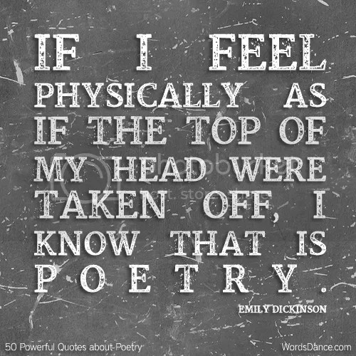 50 Powerful Quotes about Poetry Words Dance Publishing