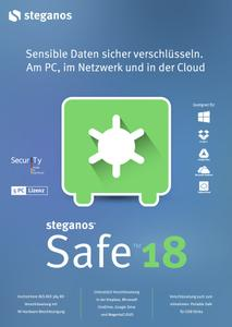 Steganos Safe 18.0.0 Revision 12006.Multilingual