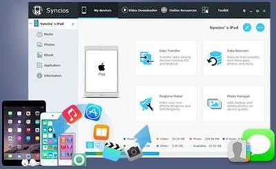 Anvsoft SynciOS Professional 5.1.0.Multilingual coobra.net