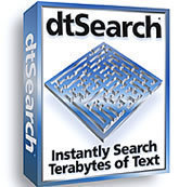 DtSearch Desktop  Engine v7.85.8426