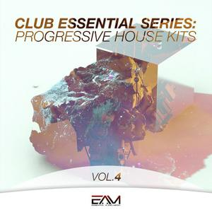 Essential Audio Media Club Essential Series Progressive House Kits Vol.4.WAV MiDi Sylenth1 and Spire...
