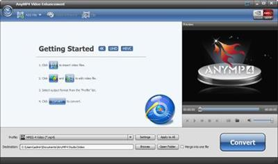 AnyMP4 Video Enhancement 1.0.36.Multilingual Portable