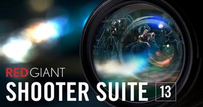 Red Giant Shooter Suite.v13.1.1 (x64)