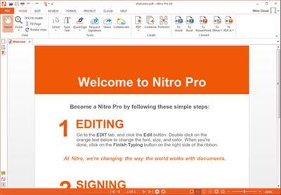 Nitro Pro v11.0.1.16 (x64)