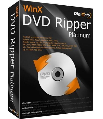 WinX Ripper v4.9.5 (MacOS