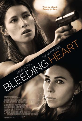 Bleeding Heart (2015) BRRip XviD AC3- EVO