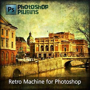 Retro Machine Complete Bundle 2.0.with HighRes Texture Sets Win
