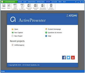 ActivePresenter Professional Edition 6.0.3.Multilingual