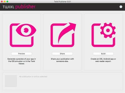 Twixl Publisher 5.1.2 MacOSX