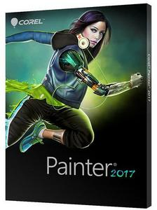 Corel Painter 2017 16.1.0.456.Multilingual (x64)