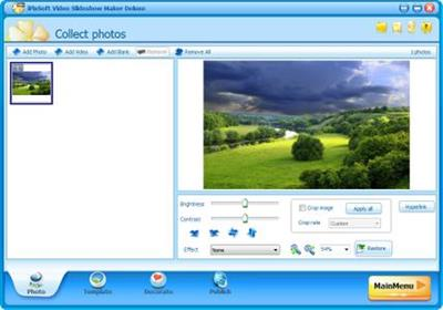iPixSoft Video Slideshow Maker Deluxe v3.5.3.0