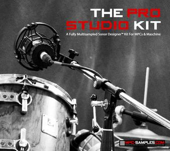 MPC-Samples Pro Studio Drum Kit - MULTiFORMAT