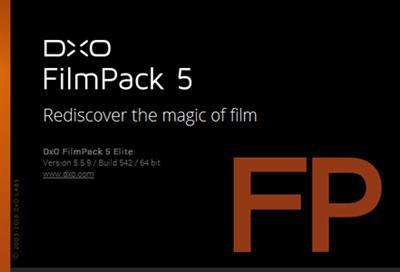 DxO FilmPack Elite 5.5.9 Build 542 (x64).Multilingual Portable