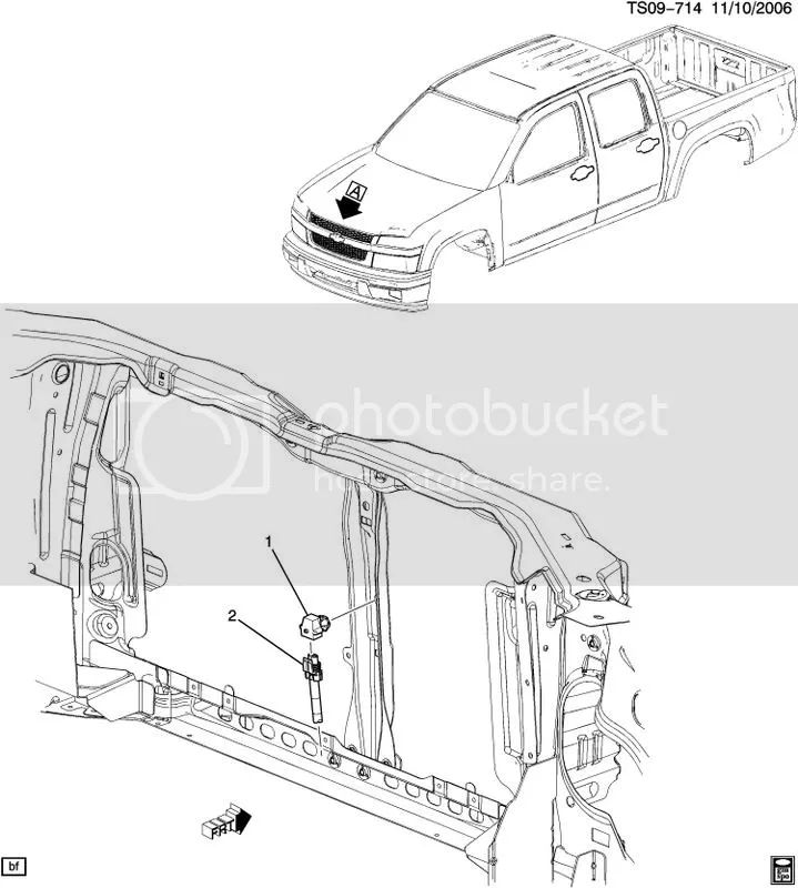 part diagrams chevrolet colorado gmc canyon forum