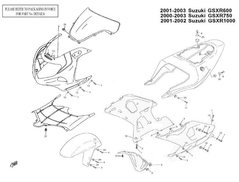 01 Suzuki Gsxr 75engine Diagram