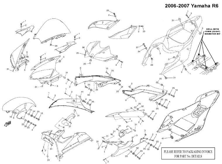 09 r6 wiring diagram yamaha yzfr6 lyzfr6cl wiring diagram
