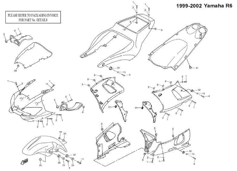 1999 r1 wiring diagram