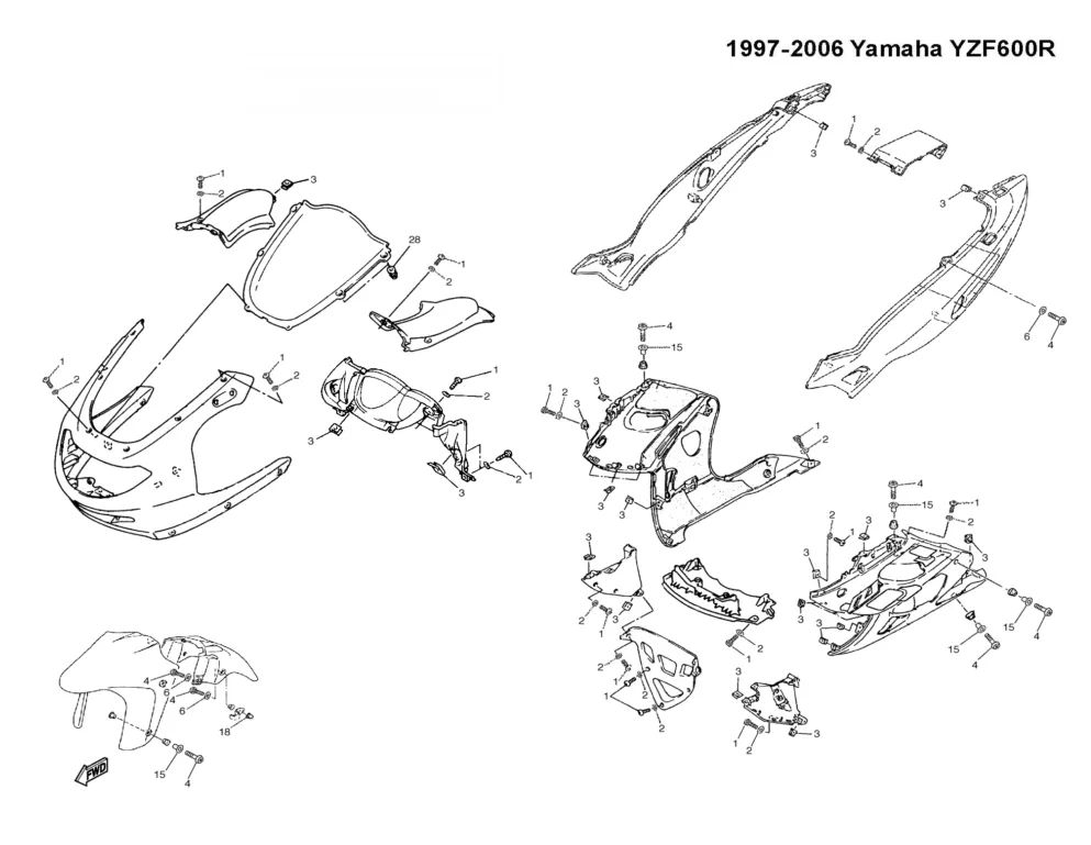 06 yamaha r6 engine diagram
