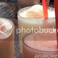 Coconut Shake Klebang Aku datang