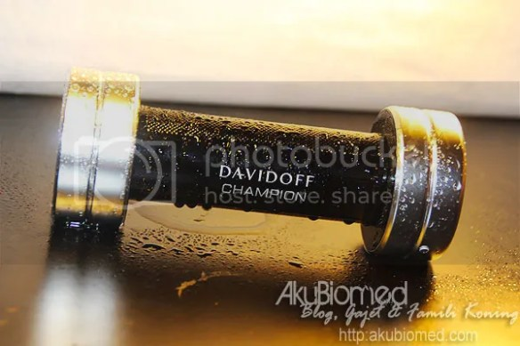 Davidoff Champion - Champion of your life, into your daily life