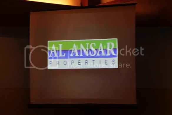 Video montaj  Al Ansar Properties